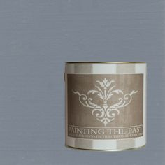 82 Steel -  Painting the Past Wandfarbe