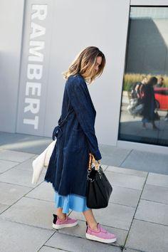 Moda de Rua - London Fashion Week
