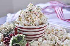 A movie night is not done right without a giant bowl of popcorn to go along with it! We bet you never thought you'd love corn this much, but here we are. P