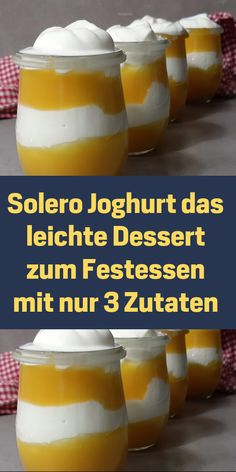 Köstliche Desserts, Crepes, Deserts, Food And Drink, Low Carb, Pudding, Sweets, Snacks, Fruit