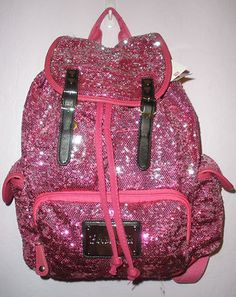 pink betseyville backpack