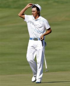 Puma Golf Marketing Team Wins... http://golfdriverreviews.mobi/traffic8417/ Rickie Fowler Rick Yutaka Fowler (born December 13, 1988) is an American professional golfer. He was the number one ranked amateur golfer in the world for 36 weeks