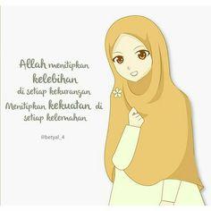 Hijab Quotes, Muslim Quotes, Islamic Inspirational Quotes, Islamic Quotes, Prophet Muhammad Quotes, Fb Share, Islamic Posters, Islamic Cartoon, Anime Muslim