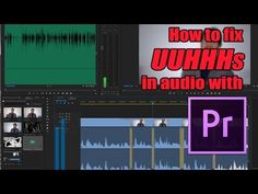 """(3) How to Remove """"Ummm"""" From Interviews Using Adobe Premiere - Tip Tuesday: Episode #033 - YouTube"""