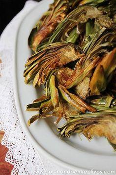 Alcachofas fritas www.cocinandoentreolivos (16)