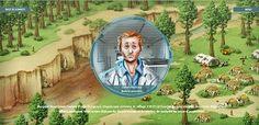 Nowatera : un jeu sur le délicat équilibre des écosystèmes et de la biodiversité Serious Game, Homeschooling, Golf Courses, Science, Games, Management, Gaming, Kitchens, Game