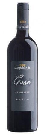 Lapostolle Casa Grand Selection Carmenere 2010 | Wine.com