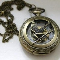 Jezie Jewelry — The Arena is a Clock! Necklace http://www.jeziejewelry.com/product/the-arena-is-a-clock-necklace
