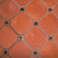 Image Search Results for saltillo tile and hand painted spanish tile san antonio Mexican Tile Kitchen, Kitchen Flooring, Kitchen Backsplash, Tile Flooring, Mexican Tiles, Flooring Ideas, Mexican Tile Floors, Mosaic Floors, Sustainable Architecture