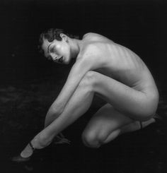 Milla Jovovich by Peter Lindbergh