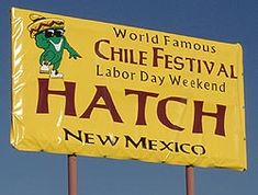 Chile Toss, Chile Eating, Watermelon Eating contests, . . . Chile Quilt and Pillow raffle, . . . Horseshoe Tournament (Register @ 11:00) . . Chile foods, ristra tying and ristra painting demostrations. Fun in the sun!