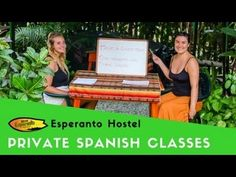 Learn Spanish in Montanita Ecuador! Custom lesson plans to focus on WHAT you want to improve WHEN you have time around your activities.