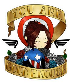 aceromanoffs:  transparent psa for ur blog from bby bucky cap believe in yourselves my lovescommissioned by aggressivelybicaptainamerica <3( nat | steve | bucky | redbubble )