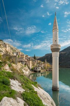 Halfeti Urfa ( Şanlıurfa ), Turkey...intrigued by this image? So are we. At…