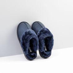 Zapatillas de Casa color azul marino