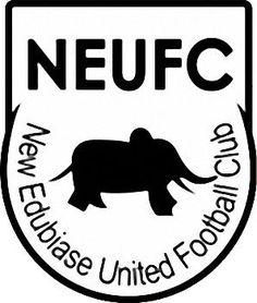 New Edubiase United F.C. (New Edubiase, Ghana) #NewEdubiaseUnitedFC #Ghana (L9943)