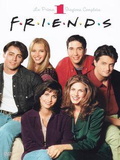 Amazon.it | FriendsStagione01Episodi001-024: Acquista in DVD e Blu ray
