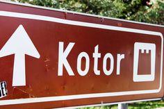 Kotor Sign