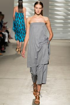 Thakoon Spring 2015 Ready-to-Wear Fashion Show