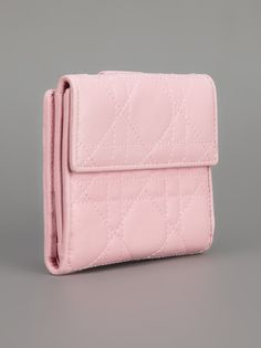 Christian Dior Vintage - quilted leather wallet 2