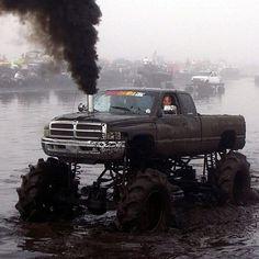 Dodge diesel barrero
