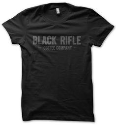 Black Rifle Coffee Company T-Shirt - Black Rifle Coffee Company