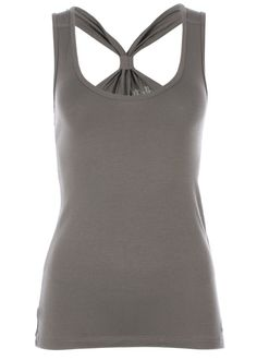 Buy NoBalls Bamboo Halter Vest online from myescape. This stylish fitness singlet by NoBalls is made from bamboo performance fabric which is soft, breathable and moisture wicking.  Ideal  to wear as a yoga singlet or as a gym singlet when working out.