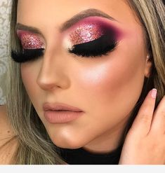Full face makeup service available . Pricing & availabilityYou can find Hairstyles and more on our website. Full Face Makeup, Skin Makeup, Eyeshadow Makeup, Beauty Makeup, Glam Makeup Look, Makeup Looks, Make Up Inspiration, Colorful Eye Makeup, Beautiful Eye Makeup
