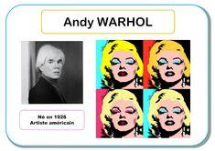 Andy Warhol - Portrait d'artiste en maternelle