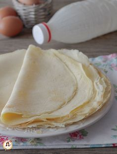 Crepe Suzette, My Favorite Food, Favorite Recipes, Crepe Recipes, Food Humor, Ravioli, Galette, Beignets, Recipe Today