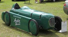 Austin Seven, supercharged