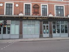 The London Apprentice - Queens of Noize started out here in 2002. The Chantelle Fiddy club night was held here