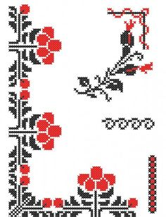 Palestinian Embroidery, Stitch 2, Embroidery Stitches, Cross Stitch Patterns, Alphabet, Projects To Try, Toyota, Crossstitch, Tricot