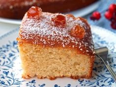 Greek Sweets, Vanilla Cake, Banana Bread, Desserts, Food, Posts, Cakes, Tailgate Desserts, Deserts
