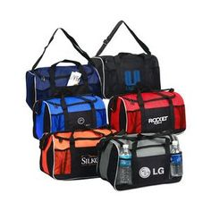 fb314a782923a Here is one of Moka Prints  amp  Promo s bags that can be customized by  adding