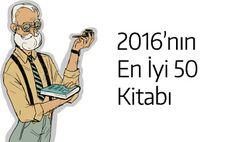 2016'nın En İyi 50 Kitabı