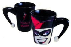 WHERE can I get this Harley Quinn mug, seriously? *_*