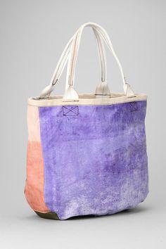 Urban Renewal Recycled Tote Bag