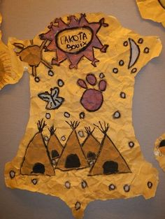 This site is chock full of Native American-inspired art projects --Catholic Schoolhouse Year 1, Quarter 1, Week 1-3