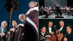 Christmas with Los Romeros and Concerto Málaga @ Eisemann Center for Performing Arts (Richardson, TX)
