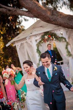 Beloved Bridal gown DAPPER IMAGES via CeremonyMagazine.com