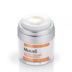Detoxify skin overnight for a radiant glow by morning.