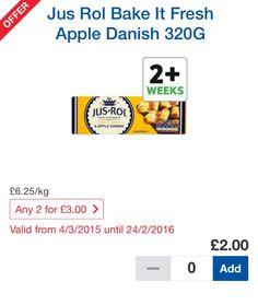 Dairy Free Junk Food, Apple Danish, Fresh Apples, Baking, Red, Bakken, Backen, Sweets, Pastries