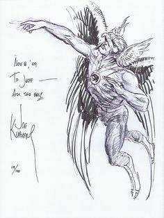 Joe Kubert - Hawkman