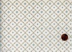 Dollhouse Wallpaper / 3 Sheets Fleur D'Amour 149D2