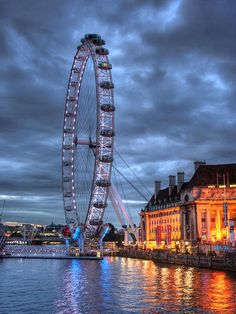 London Eye, London, United Kingdom via Gogobot