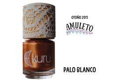 Kuru Esmaltes: Palo Blanco - ¡Disponible en Kichink!
