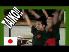 Amazing Japan Child Drummers - Walking in Japan 太鼓驚くべき日本の子ども - 日本のモンスター