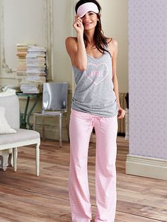 The Pillowtalk Pajamas - super cute