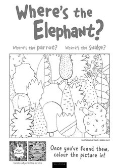 Barroux Colouring Activity Sheet